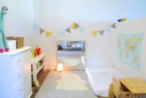 Montessori comment adapter la maison pour b b les d gourdis - Amenagement chambre montessori ...