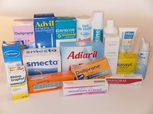 Médicaments pour bébé