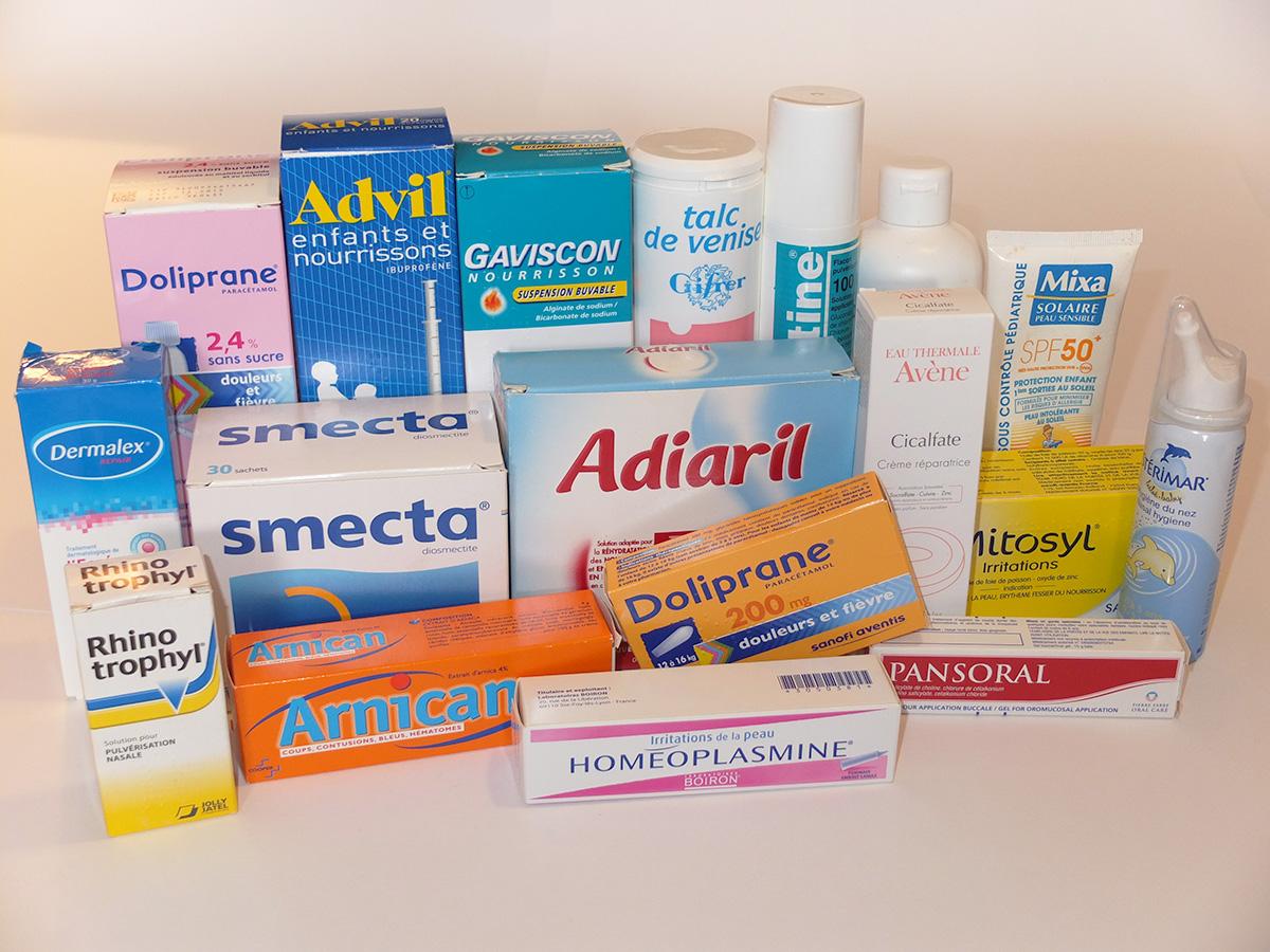 Quels m dicaments avoir dans la pharmacie de b b les - Produit contre les punaises de lit en pharmacie ...