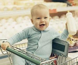 courses-bebe-supermarche-biberon
